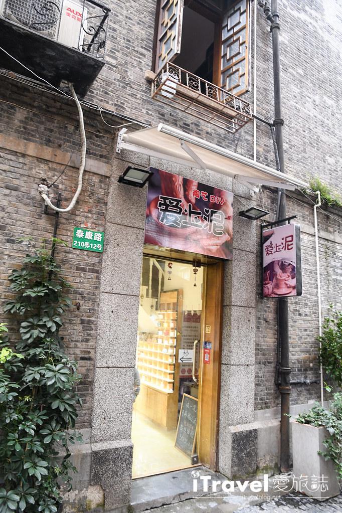 上海景点推荐 创意街区田子坊 (49)