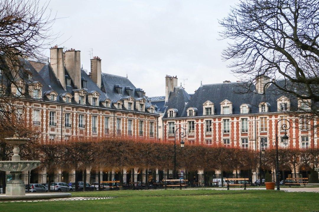 Dove dormire a Parigi, Marais