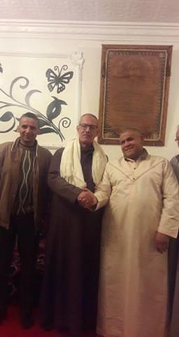 مؤسسة الشعانبة تزور ولاية النعامة