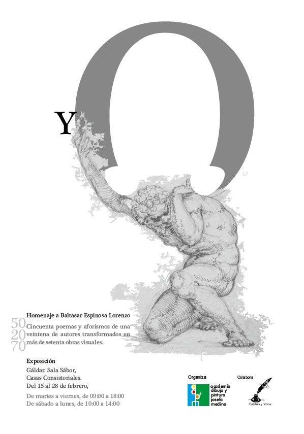 Escritores y artistas plásticos reflexionan sobre el concepto del Yo en una exposición conjunta