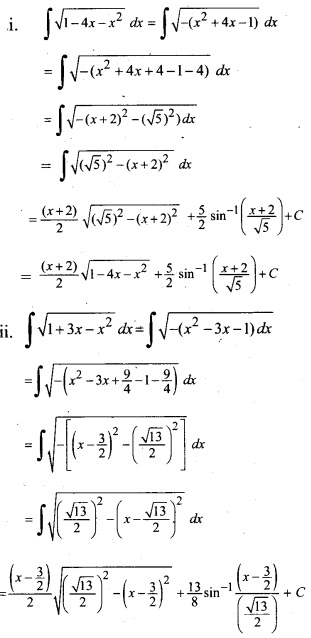 Plus Two Maths Chapter Wise Questions and Answers Chapter 7 Integrals 63