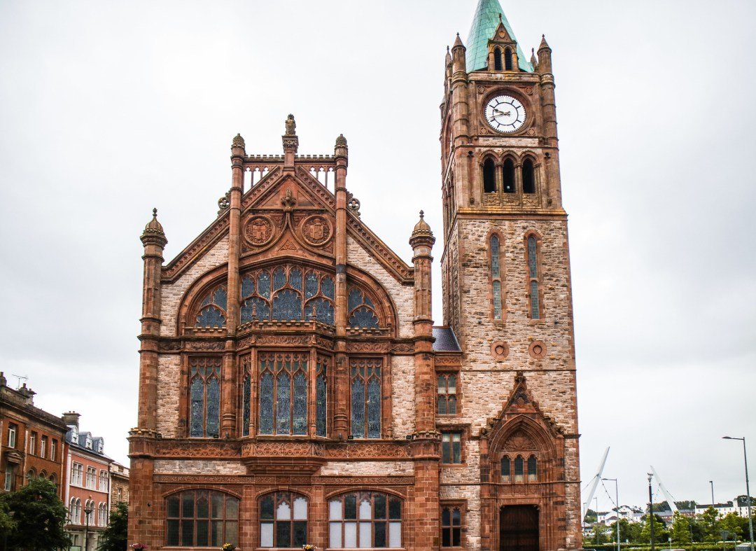 Guildhall, Derry