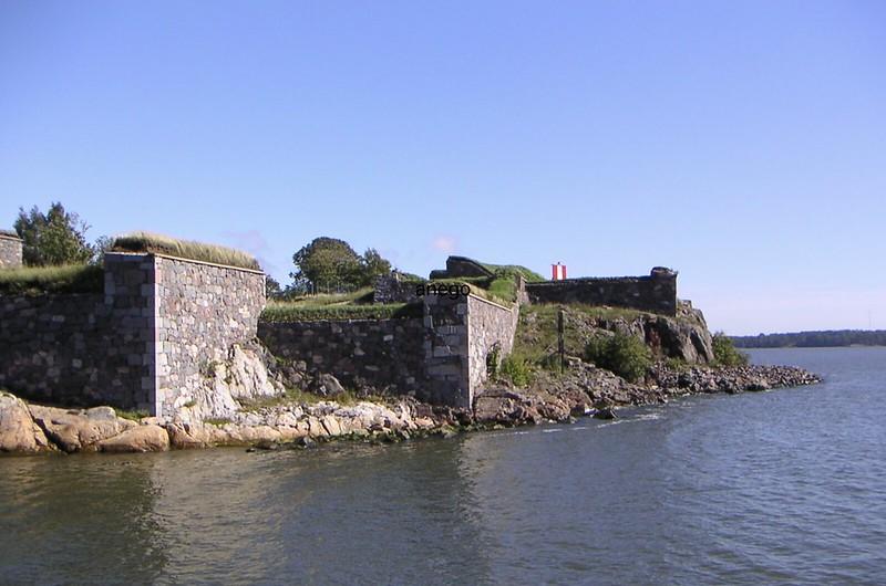 スオメリンナの要塞