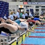 Poker della Ledecky nella prima tappa della TYR Pro Swim Series a Knoxville