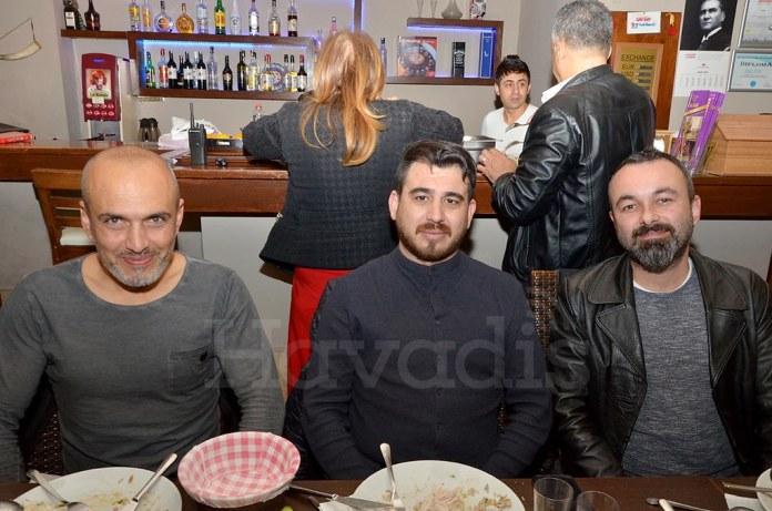 Mustafa Kurt, Engin Anak, Tolga Şilil