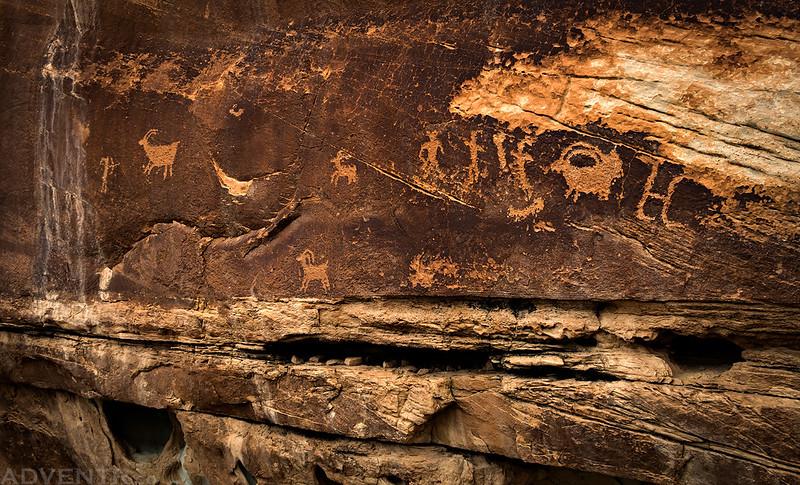 Little Petroglyphs
