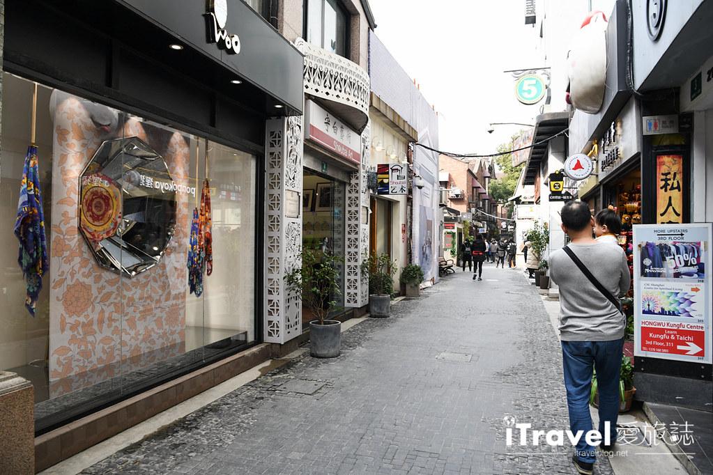 上海景点推荐 创意街区田子坊 (46)