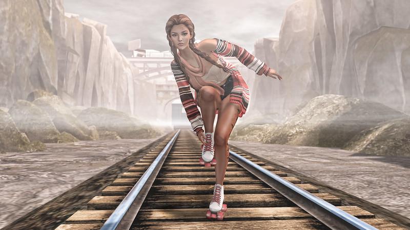 roller race