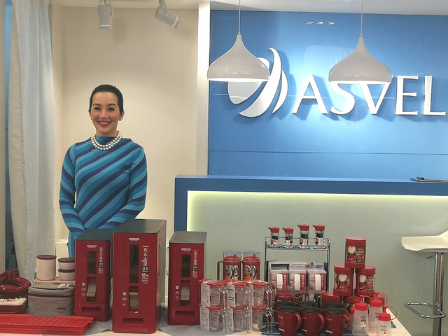 Asvel PH with Kris Aquino