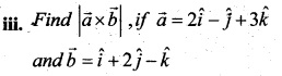 Plus Two Maths Chapter Wise Questions and Answers Chapter 10 Vector Algebra 42