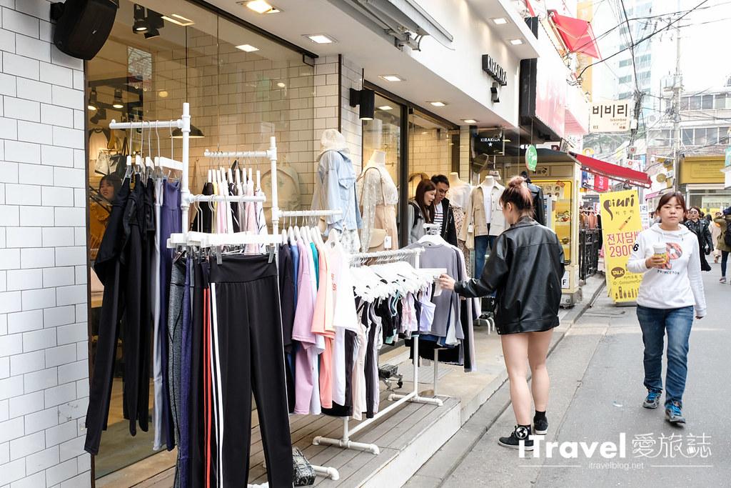 首爾購物商場 弘大商圈 (14)