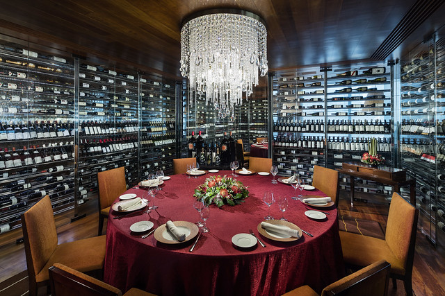 07_Altira Macau Aurora_Private Dining Room