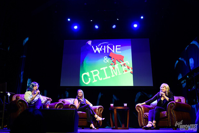 HLN Night – Forensic Files Uncorked with Wine & Crime Gals