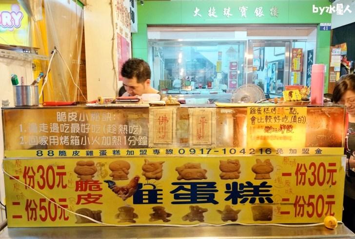 40207814853 01916f97d0 b - 88脆皮雞蛋糕 豐原廟東卡通造型雞蛋糕,有海綿寶寶、麵包超人