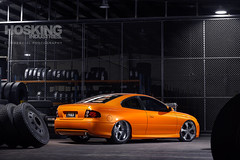 Owen Rice's Holden CV8 Monaro