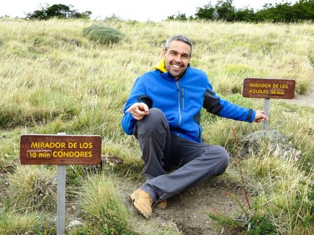 Caminar en El Chaltén
