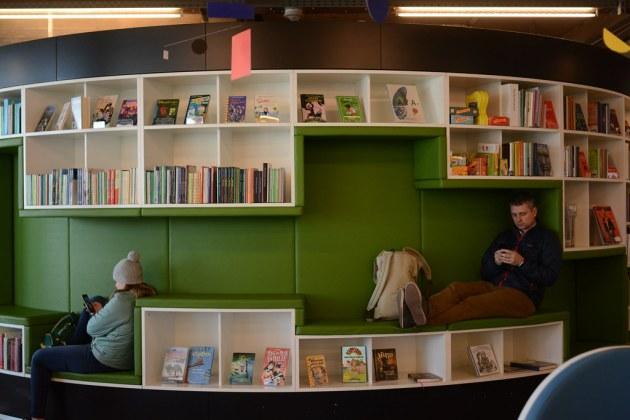 Library in Helsingør