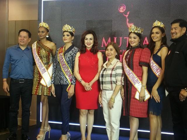 Mutya ng Pilipinas presscon