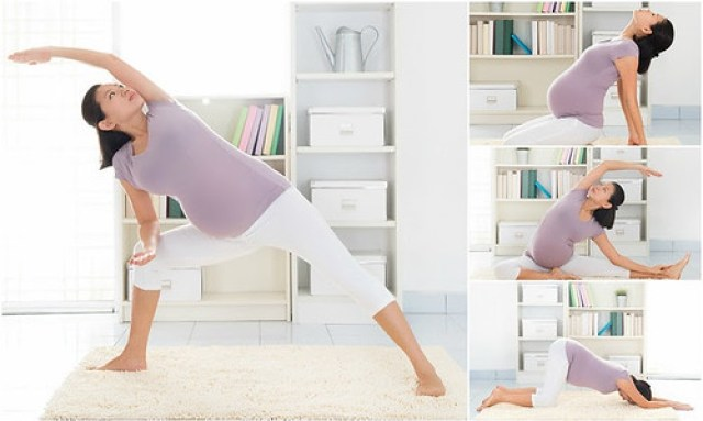 6 Tips For Staying Fit During Pregnancy