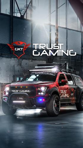 Trust Gaming Smartphone Wallpaper - GXT Raptor