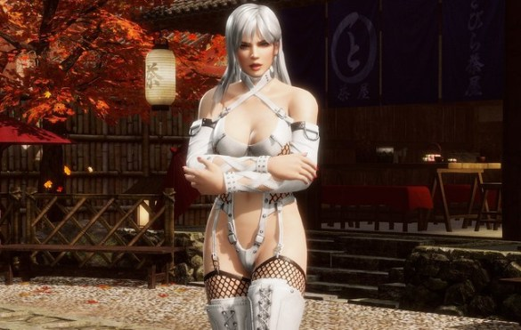 Dead or Alive 6 Lingerie Christie