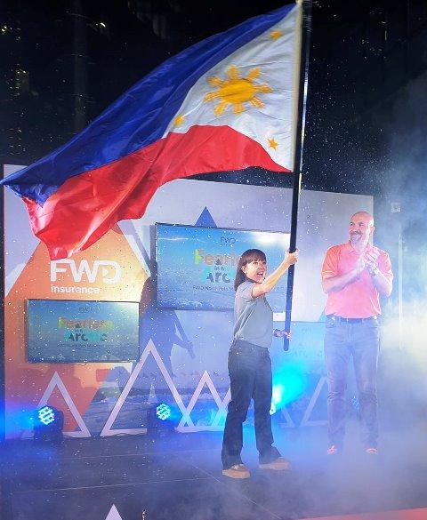 FWD Philippines Joyette Jopson