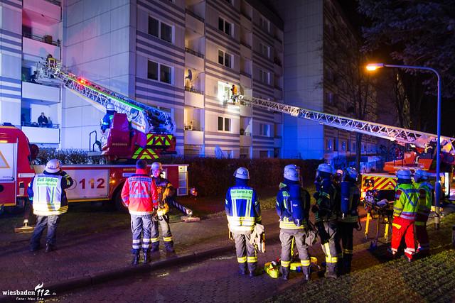 Kellerbrand Schwalbach a.Ts. 17.01.19