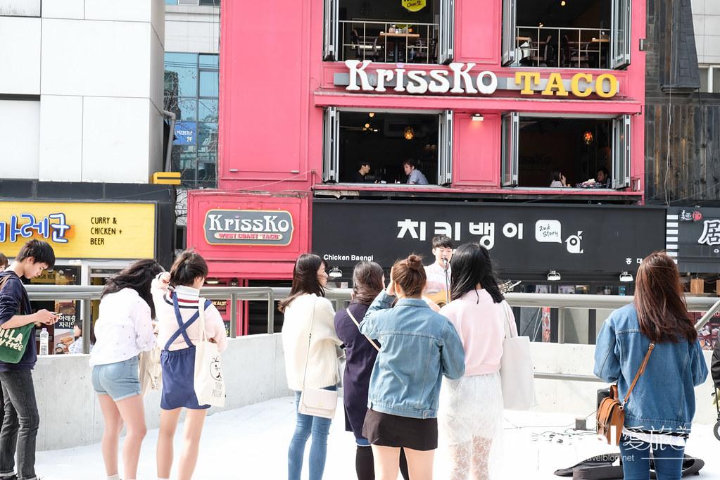 首爾購物商場 弘大商圈 (8)