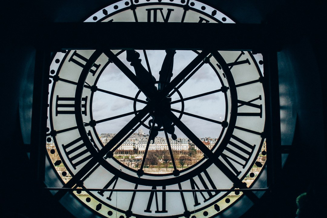 Orologio del Museo d'Orsay, Parigi