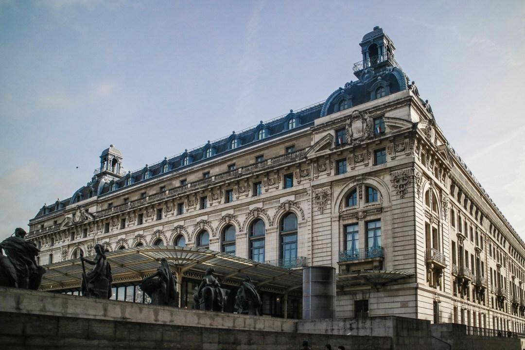 Museo d'Orsay, Parigi
