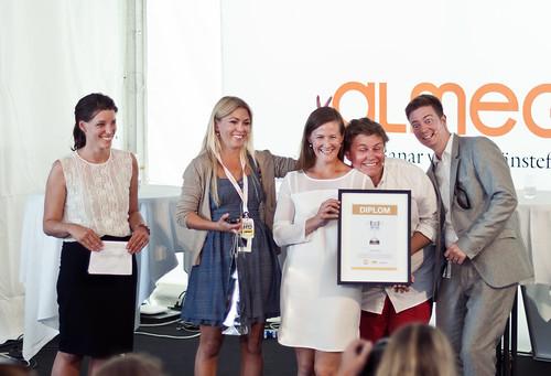 Almedalen 2012 - hos Almega: bästa blog by arkland_swe, on Flickr