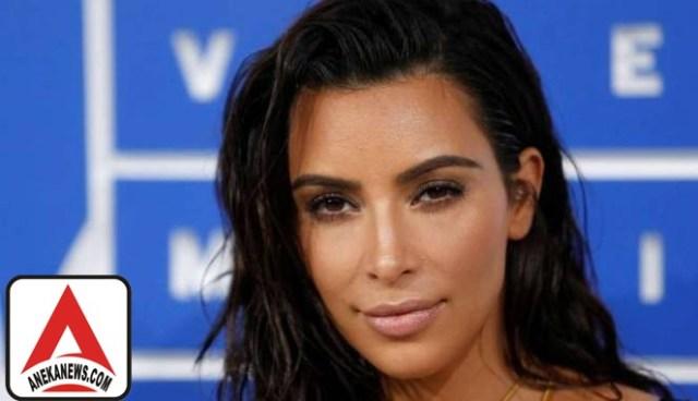 #Style: Kim Kardashian Cantik dengan Riasan Dewi Yunani di MTV VMA