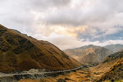Day 508. Went for a drive through the Andes yesterday. Today we're headed to Machu Picchu. #theworldwalk #travel #peru