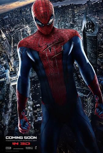 Amazing Spider-man Int. Poster