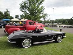 62 Chevrolet Corvette