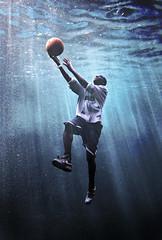Underwater Basketball