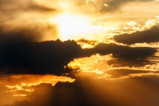 Rayos solares