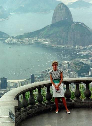 Sua visita ao Rio