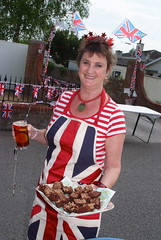 """Diamond Jubilee street party • <a style=""""font-size:0.8em;"""" href=""""http://www.flickr.com/photos/80046288@N08/7346009546/"""" target=""""_blank"""">View on Flickr</a>"""