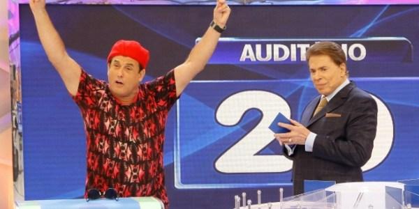 """Mallandro diz que """"Oradukapeta"""" foi invenção de Silvio: """"Achei uma m..."""""""