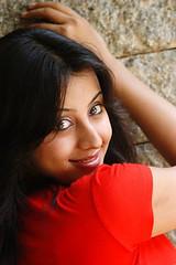 South Actress SANJJANAA Photos Set-4 (21)