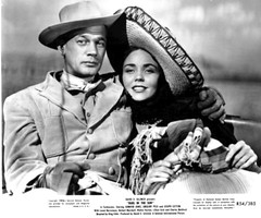 Joseph Cotten, Jennifer Jones- ''Duel in the S...