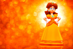 Super Blast Princess Daisy
