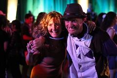 Couple at TD Bank Ballroom