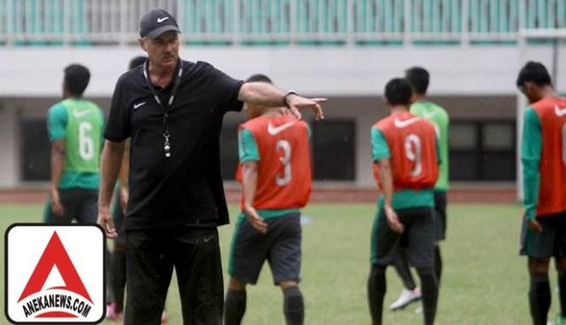 #Bola: Timnas Andalkan Pemain Liga Luar Negeri dan Tenaga Muda