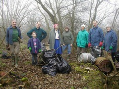 "A work party on the Trap Grounds, winter 2002 • <a style=""font-size:0.8em;"" href=""http://www.flickr.com/photos/60890513@N06/7401660920/"" target=""_blank"">View on Flickr</a>"