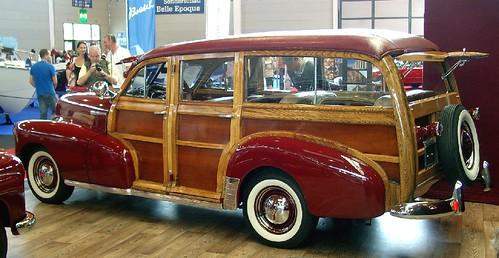 1948 Chevrolet SW