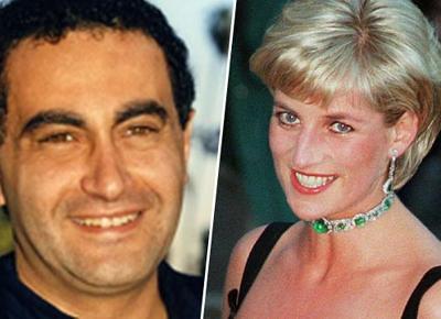 Dodi al Fayed, o namorado que morreu com Diana no acidente