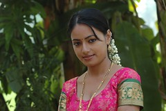 South actress MADHUCHANDAPhotos Set-3-HOT IN TRADITIONAL DRESS (13)