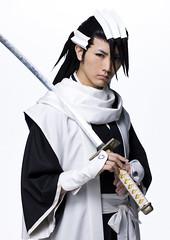 "8. Motohiro Oota as Byakuya Kuchiki • <a style=""font-size:0.8em;"" href=""http://www.flickr.com/photos/66379360@N02/7969974288/"" target=""_blank"">View on Flickr</a>"